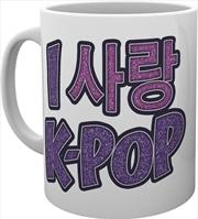 Kpop Love Hangul | Merchandise