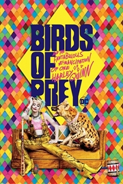 Birds Of Prey (Harley's Hyena) Poster | Merchandise