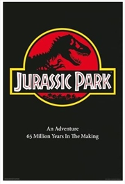 Jurassic Park One Sheet | Merchandise