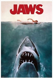 Jaws One Sheet | Merchandise