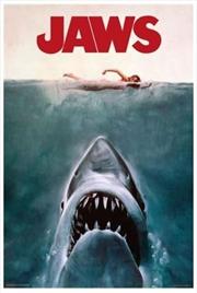 Jaws One Sheet | Merchandise
