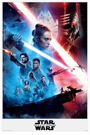Star Wars Ep 9 One Sheet | Merchandise