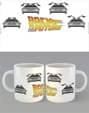 Back To The Future Delorian | Merchandise