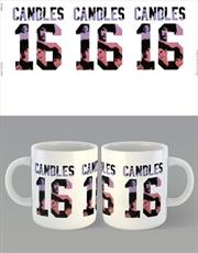 Sixteen Candles Lettermen | Merchandise