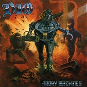 Angry Machines | CD