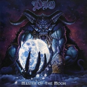 Master Of The Moon | CD