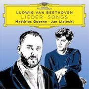 Beethoven Songs | CD