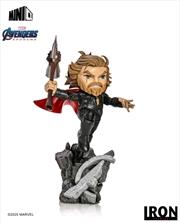 Avengers 4: Endgame - Thor Minico PVC Figure | Merchandise