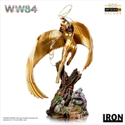 Wonder Woman: 1984 - Wonder Woman Gold Armor 1:10 Scale Statue | Merchandise