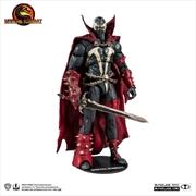 "Mortal Kombat 2 - Spawn 7"" Action Figure | Merchandise"