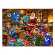Waddingtons Christmas Puzzle 1000 piece | Merchandise