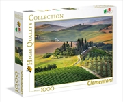 Tuscany Clementoni 1000 Piece Puzzle | Merchandise