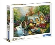 Country Retreat 1500 Piece Puzzle | Merchandise