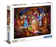 Wizards Workshop 1500 Piece Puzzle | Merchandise