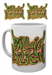 Billie Eilish Graffiti | Merchandise