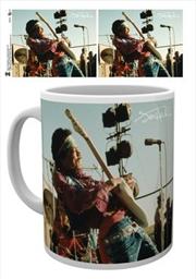 Jimi Hendrix Live | Merchandise