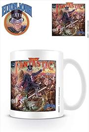 Elton John Captain Fantastic | Merchandise
