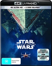 Star Wars - The Rise Of Skywalker | Blu-ray + UHD | UHD