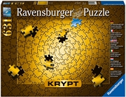 Krypt Gold Spiral 631Piece - Ravensburger | Merchandise