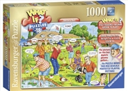 Ravensburger - What If No 17 Golf Was Easy 1000pc | Merchandise