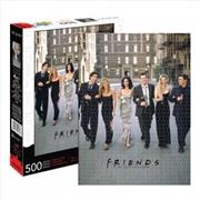Friends Wedding 500 Piece Puzzle | Merchandise