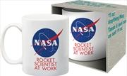 NASA- Rocket Scientist 11oz Boxed Mug | Merchandise