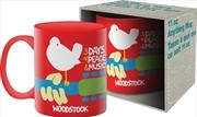 Woodstock Red 11oz Boxed Mug | Merchandise