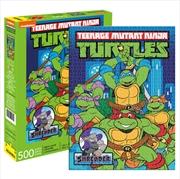 TMNT – NY 500pc Puzzle | Merchandise