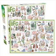 Roald Dahl – The BFG 500pc Puzzle | Merchandise