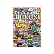 Cheers To Beers Sign | Merchandise