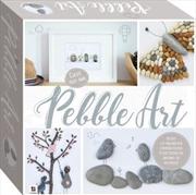 Pebble Art Kit (tuck box) Create Your Own Craft Kit   Books