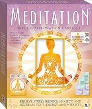 Mindfulness and Meditation Kit (tuck box)   Books