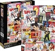 Elvis Movie Poster Collage 1000pc | Merchandise