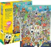 SpongeBob SquarePants Cast 1000 Piece | Merchandise