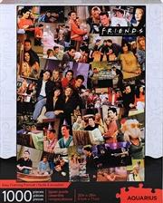 Friends Collage 1000 Piece Puzzle | Merchandise
