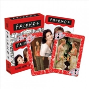 Friends Girls Playing Cards | Merchandise