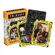 Friends Cast Playing Cards | Merchandise