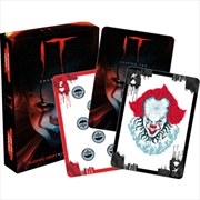 It Chapter 2 Playing Cards | Merchandise