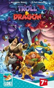 Troll And Dragon | Merchandise