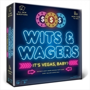 Wits & Wagers It's Vegas Baby | Merchandise
