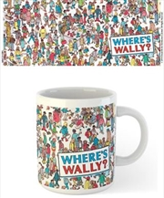 Where's Wally - Book Art | Merchandise