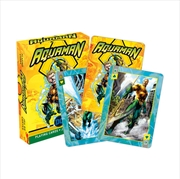 Aquaman – Comics Playing Cards | Merchandise