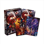 Ruth Thompson – Dragons Playing Cards | Merchandise