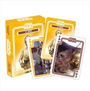 Star Wars – C-3PO Playing Cards | Merchandise