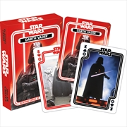 Darth Vader Playing Cards | Merchandise