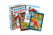 Wheres Waldo Playing Cards | Merchandise