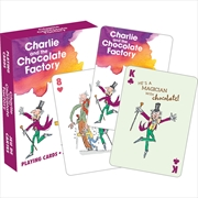 Charlie Playing Cards | Merchandise