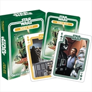 Boba Fett Playing Cards | Merchandise