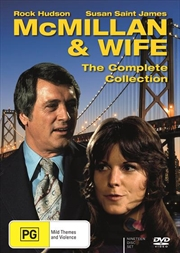 McMillan and Wife | Complete Series | DVD
