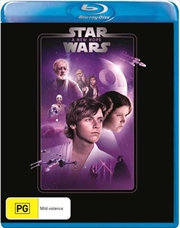 Star Wars - Episode IV - A New Hope | New Line Look | Blu-ray